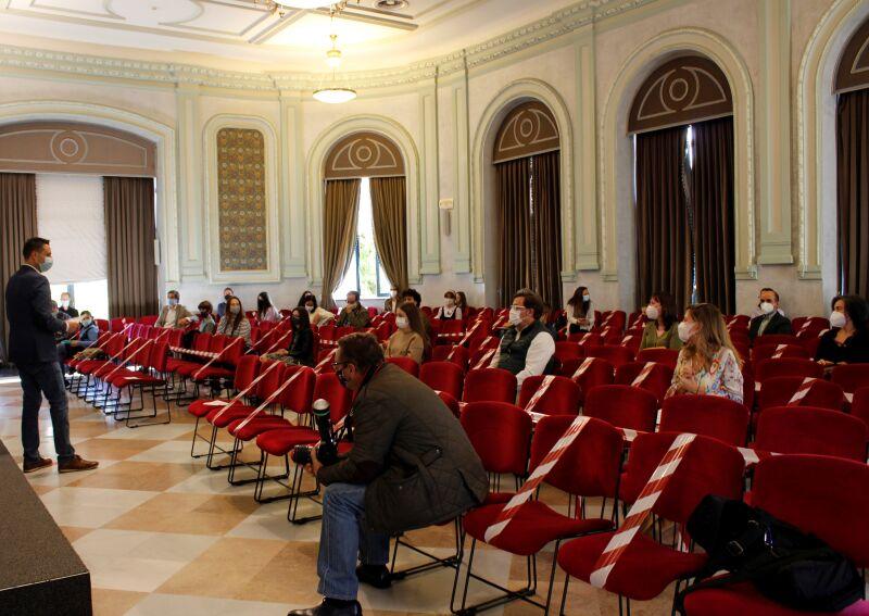 Entrega de premios del XXX Certamen Escolar de Cuentos «Las Candelas»
