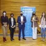 Reunión de trabajo en Logroño