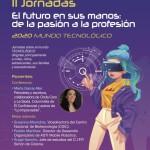 PUBLI-cartel jornadas DE LA PASIÓN A LA PROFESIÓN