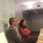 Presidente y Directora Fundación Cajacírculo Convenios Sociales 2020