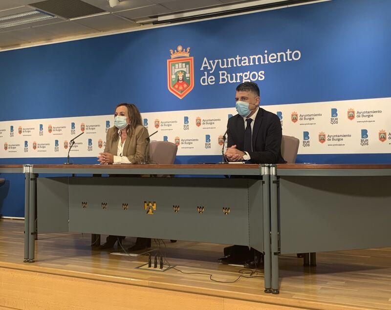 Rosario Pérez Pardo y Vicente Marañón