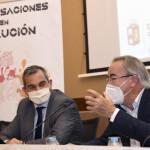 Leví Moreno y Ángel Carretón