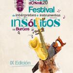 IX Festival de Intérpretes e Instrumentos Insólitos