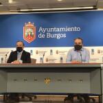 Fernando Martínez-Acitores y Ángel Martín