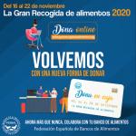 Campaña de la Gran Recogida de Alimentos 2020