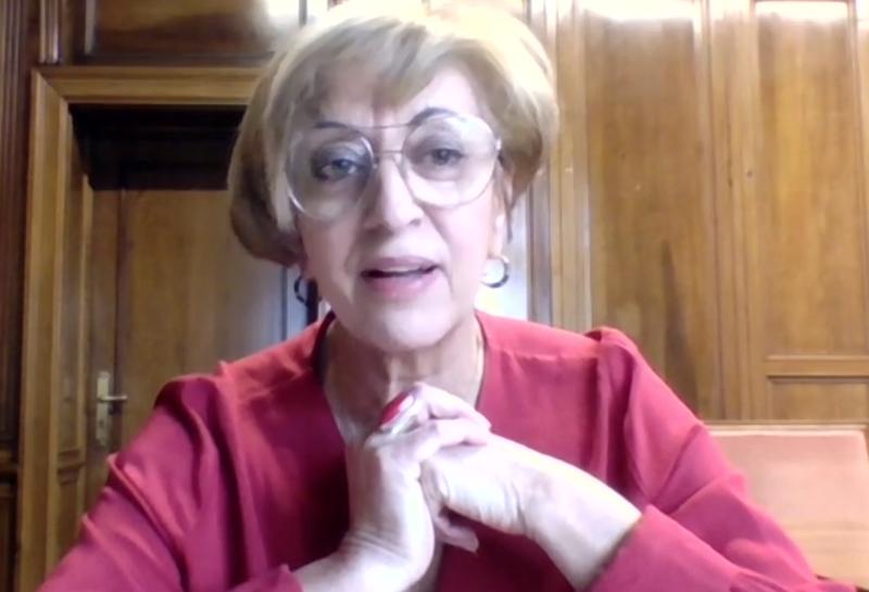 Lola Ovejero, concejala de Consumo