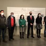 """Inauguración del Belén artístico y  """"Belén solidario"""" de la Fundación Cajacírculo"""