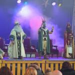 Los Magos de Oriente en Burgos