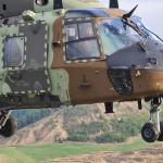 HELICOPTERO NH 90 (FOTO DIVISIÓN SAN MARCIAL)