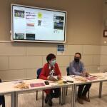 Unipec y Afalvi |Presentación cursos de verano y actividades Isabel Bringas y Emilio Rodríguez