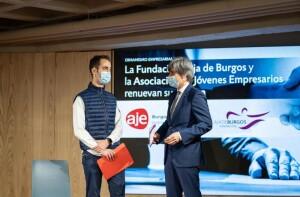 Álvaro Peso y Javier Cuasante