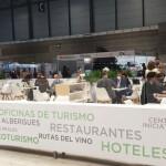 Stand de la Junta de Castilla y León en FITUR 2021
