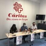 Actividad de Cáritas y Pastoral Penitenciaria con reclusos, ex reclusos y sus familias 2020