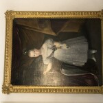 Retrato Isabel II de niña