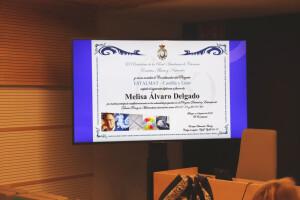 Entrega de los diplomas de manera online