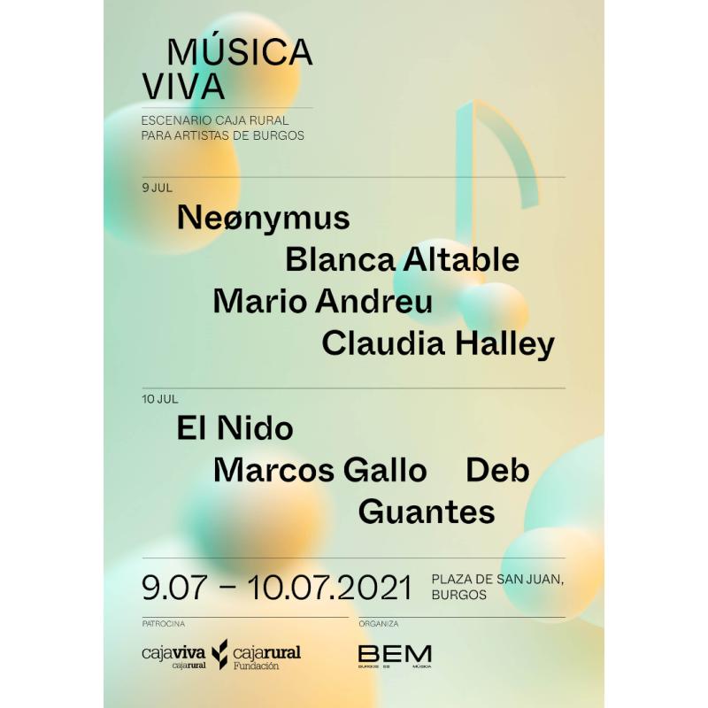 I Festival Música Viva