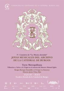 Cartel de Baroque Ensemble