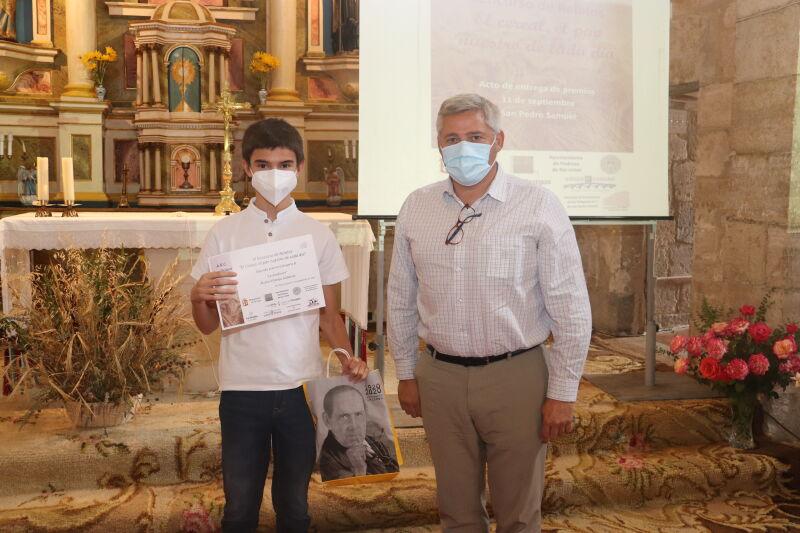Entrega de premios del concurso de relatos El cereal el pan nuestro de cada dia en San Pedro Samuel (27)