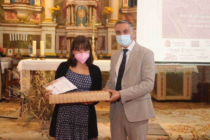 Entrega de premios del concurso de relatos El cereal el pan nuestro de cada dia en San Pedro Samuel (28)