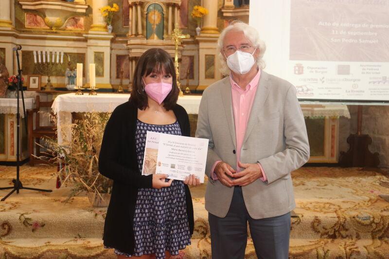 Entrega de premios del concurso de relatos El cereal el pan nuestro de cada dia en San Pedro Samuel (30)