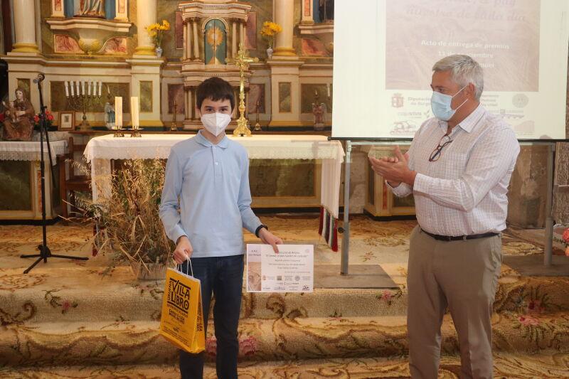 Entrega de premios del concurso de relatos El cereal el pan nuestro de cada dia en San Pedro Samuel (35)