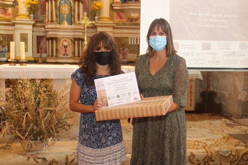 Entrega de premios del concurso de relatos El cereal el pan nuestro de cada dia en San Pedro Samuel (36)