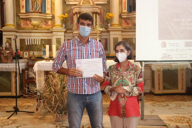 Entrega de premios del concurso de relatos El cereal el pan nuestro de cada dia en San Pedro Samuel (39)