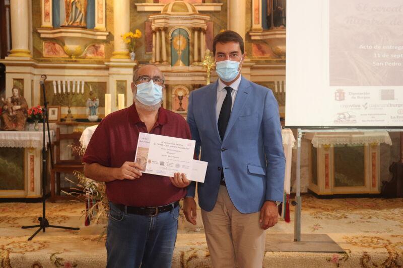 Entrega de premios del concurso de relatos El cereal el pan nuestro de cada dia en San Pedro Samuel (40)