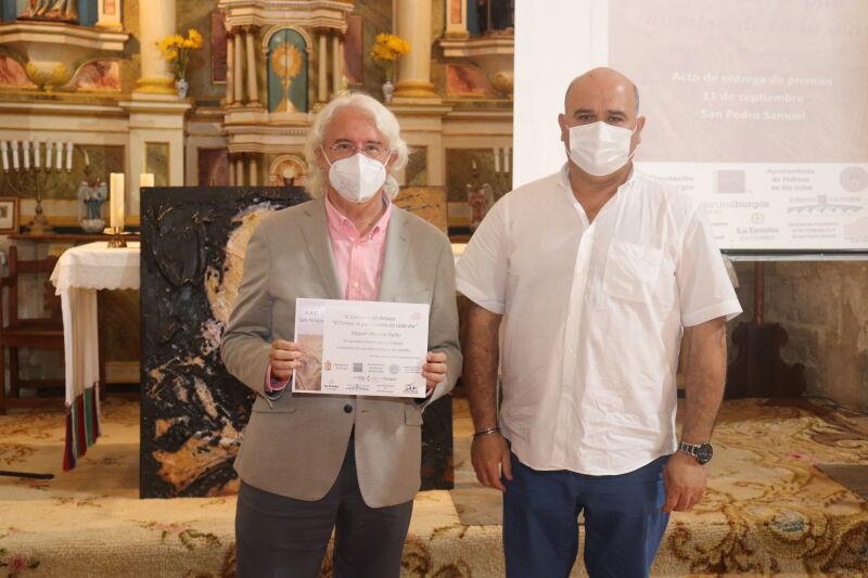 Entrega de premios del concurso de relatos El cereal el pan nuestro de cada dia en San Pedro Samuel (52)