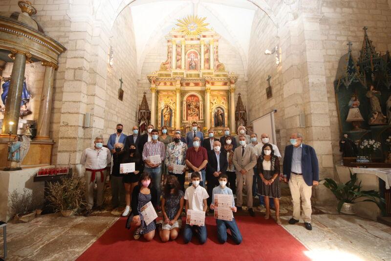 Entrega de premios del concurso de relatos El cereal el pan nuestro de cada dia en San Pedro Samuel (56)