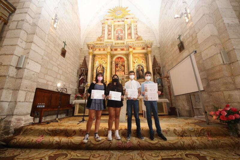 Entrega de premios del concurso de relatos El cereal el pan nuestro de cada dia en San Pedro Samuel (57)
